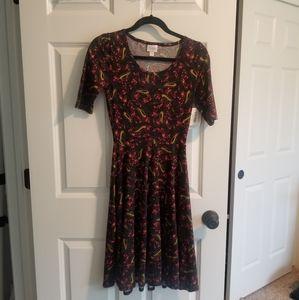 BRAND NEW Lularoe Nicole dress